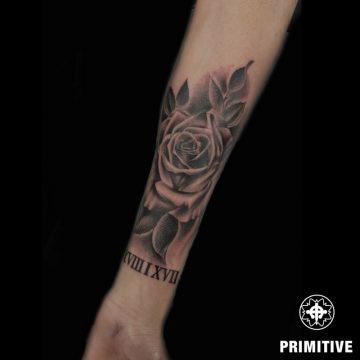 rose forearm orazio
